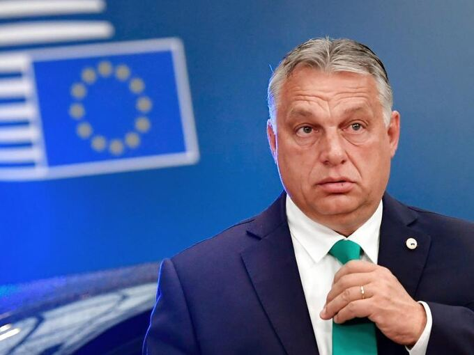 EU: Orbán zieht seine Leute aus der konservativen EVP-Fraktion ab
