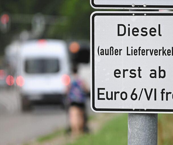 Kommunen: Urteile zu Fahrverboten in Kiel, Hamburg und Ludwigsburg